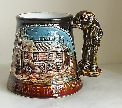 GREAT YARMOUTH POTTERY THE SHODS ON THE BEACH No 209 OF 500