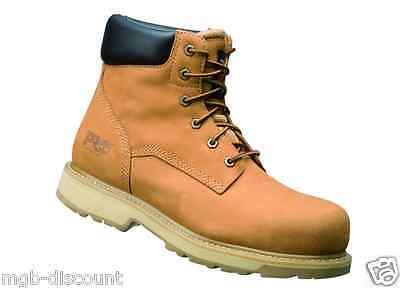 Timberland Pro Chaussures Securite Traditional Wheat 6201060 Neuf !! 43