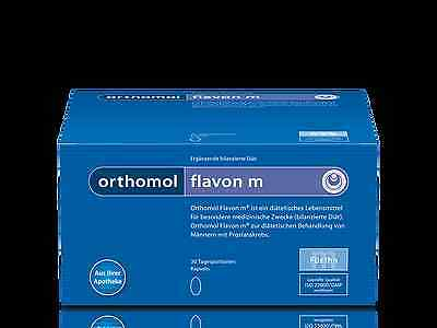 ORTHOMOL flavon m, 30 Daily portion, Capsules, 00890293