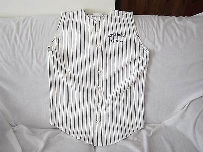 Scottsdale Arizona Baseball Jersey Tight Fit Large #31