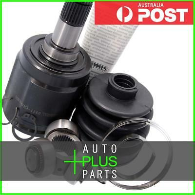 HONDA ACCORD EURO 8th Gen CU2 2 4L K24Z3 AUTO FITS Front Inner CV JOINT +  BOOT