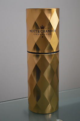 Moet & Chandon Champagne Imperial gold tin empty box