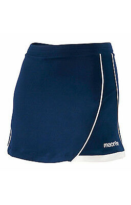 **60% discount**  MACRON SKORT - SIZE MEDIUM - NAVY/WHITE