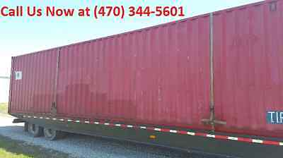 40ft Shipping Container Storage Container in Savannah Georgia