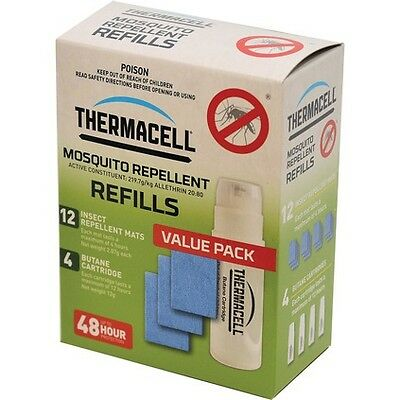 Thermacell 48 Hour Insect Repellent Refill