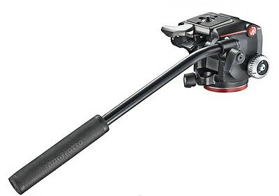 Manfrotto X-PRO Fluid tripod Head with fluidity selector MHXPRO-2W