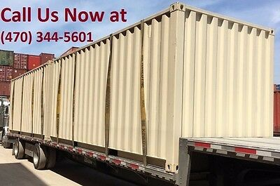 New One Trip 40ft Shipping Container in Dallas Texas