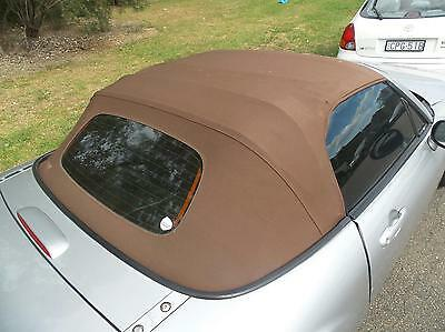 Mazda Mx5 Nc Brown Roof Top Convertible Roof Assembly