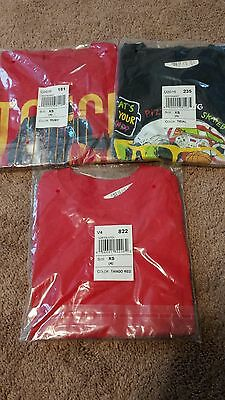 NWT The Children's Place Lot of boy's tops shirts long sleeved size 4