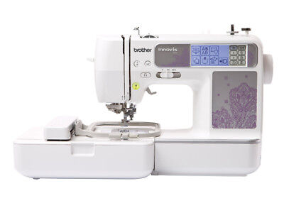 Have Fun With Embroidery - Brand New Brother Sewing And Embroidery Machine