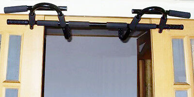 New Professional Doorway Chin Pull Up Gym Excercise Bar