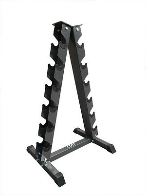 New Steel Vertical Dumbbell Rack Weight Stand