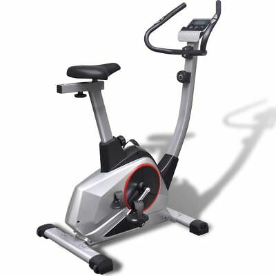 Exercise Bike XL 5 kg Magnetic Flywheel Pulse Cardio Fitness Workout Machine