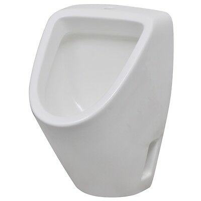 White Wall Hung Bathroom WC Toilet Ceramic Urinal Bowl Exposed System Corner