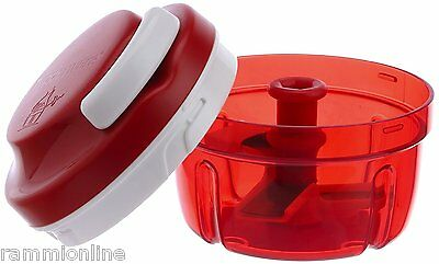 TUPPERWARE New CHOP N PREP CHEF Mini Food Chopper Processor Free Shipping, New