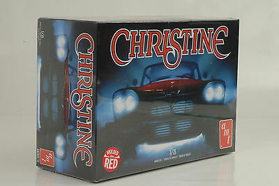 Movie Christine 1958 Plymouth Model Kit Bausatz 1:25 Amt