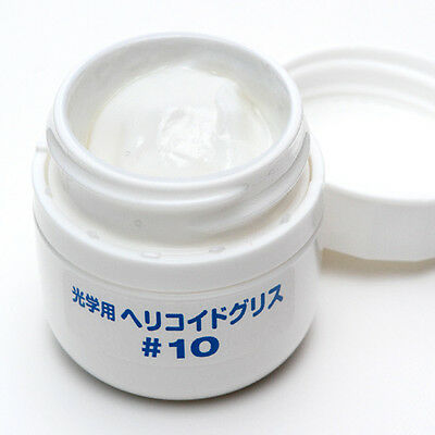Helicoid Grease for Camera lens  #10  15ml  Made in Japan