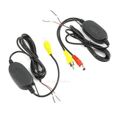 2.4 G Car Wireless Video Transmitter Receiver Module for Backup Rear View Camera