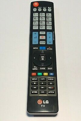 Brand New Lg Tv Remote Control Akb73615309 Compatible Akb74115502 Akb72914276
