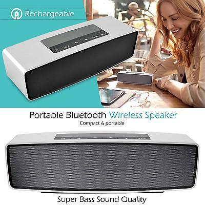 Latest Bluetooth Speaker Portable Stereo Wireless Powerful Smart Support AUX USB