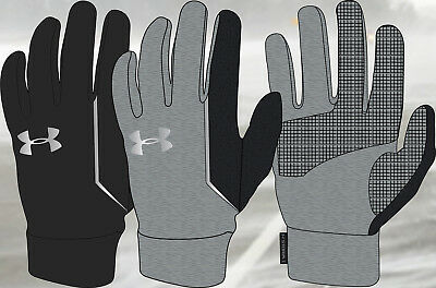 Under Armour No Breaks Coldgear Winter Touch Screen Run Gloves,  NEW!