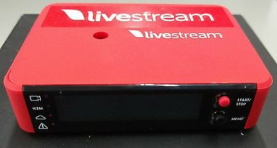 Livestream Broadcaster Pro live video streaming over internet