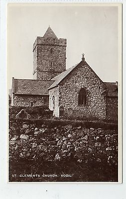 ST.CLEMENTS CHURCH, RODIL: Isle of Harris postcard (C7112)
