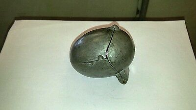Antique Football Ice Cream/Chocolate Mold #381 Unusual