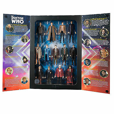 Doctor Who 13 Doctor Limited Edition Action Figure Set NEW Toys Collectibles