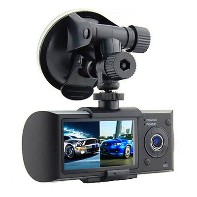 Haoponer 2.7-Inch TFT Car Driving Video Recorder Dash Cam DVR Vehicle Safety Bac