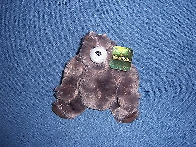 Jungle Book Baloo NEW Stuffed Plush Doll Toy Animal Movie 2015 Disney Bear Soft