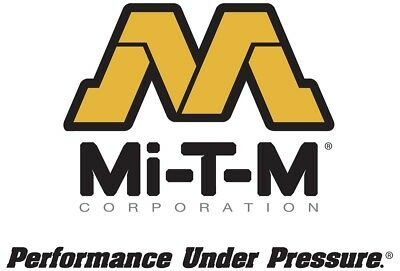 Mi-T-M Pressure Washer Unloader Direct Mount 6.6GPM Adjustable 80630