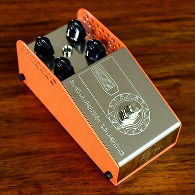 Thorpy FX Fallout Cloud Fuzz Guitar Effects Stompbox Pedal ThorpyFX