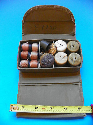 Wwii Original United States Army Sewing Kit
