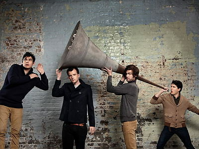 Vampire Weekend Indie Rock Band Music Rare Giant Wall Print POSTER