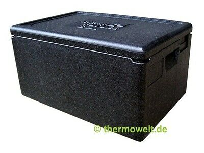 Profi Thermobox Thermobehälter 1/1 GN 257mm Nutzhöhe, Thermobox 1 1 GN
