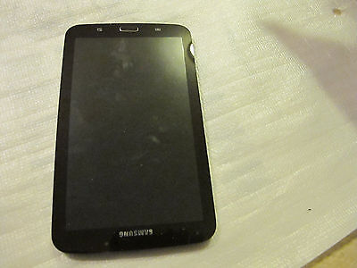 Genuine Samsung Galaxy Tab 3 (SM-T210R) LCD/Digitizer screen assembly - Brown