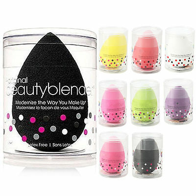 Beauty Blender Original Flawless Foundation Make Up Sponge Flawless Puff Smooth
