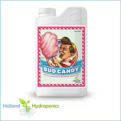 Advanced Nutrients Bud Candy Bloom Enhancer Carbohydrate Additive Hydroponics