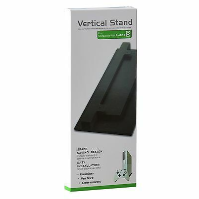 Vertical Stand Dock for Xbox One S Console Black