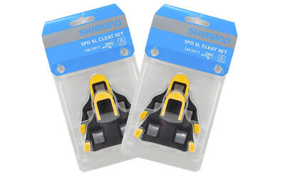 Shimano SPD SL Road Bike Cleats SM-SH11 - 2 Sets NEW Bicycles Online