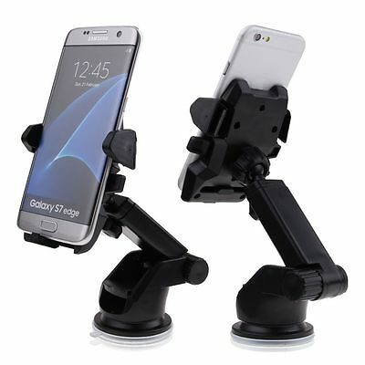 Universal 360° Dashboard Windshield Car Mount Holder Suction For Smart Phone GPS