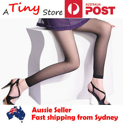 Women's Ladies Sexy  Footless Tights Panty Hose
