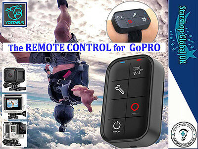 Waterproof WiFi Smart Remote for GoPRO Hero Session OS804 + Strap inc