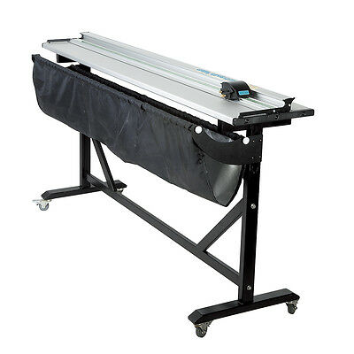 HQ 60Inch Aluminum Alloy Large Format Paper Trimmer Cutter WITH Support Stand
