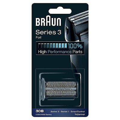 Genuine Braun 30B Combi Cutter and Foil Pack Replacement 4739 4740 4745 4746