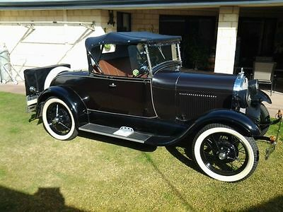 FORD Model A 1929 Roadster