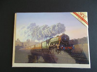 train cards - The Flying Scotsman