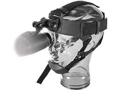 Yukon NVMT Compact Head Mount 29032 for Sea Wolf and NVMT Night Vision Scopes