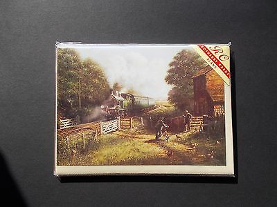 Train Card - Morning Delivery